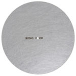 Turntable Mat Special Colors silver