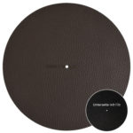 Turntable Mat Jumbo brown